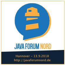 Java Forum Nord Do. 13. September 2018 in Hannover
